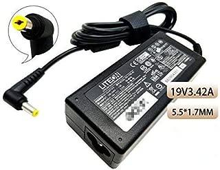 ノートパソコン交換用 19V 3.42A 65W 充電器 適用する Acer Aspire 5750 AS5750 AS5750G AS5750-A54C/K AS5750-A54C/B AS5750-A54C/R AS5750-A58D/K AS5750-F54D/K AS5750-F58D/LK AS5750-F58D/LR AS5750-F54C/KDW AS5750-H54E/K AS5750-N52C/K AS5750-N54E/K AS5750G-N78E/LKF AS5750G-H74E/K 電源ACアダプター