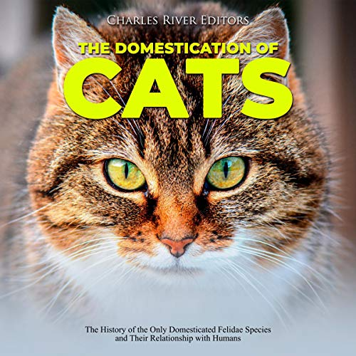 The Domestication of Cats  By  cover art