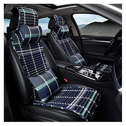 Sillas de coche Cojín del asiento del automóvil Cojín de trigo sarraceno Almohadilla fresca de verano Buena transpirabilidad y comodidad Adecuado for la mayoría de los modelos Respetuoso con el medio