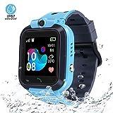 Kids Smart Watch Waterproof SmartWatch GPS SOS Camera Alarm Clock Voice Chat Kids-Waterproof-GPS-Smart-Watch