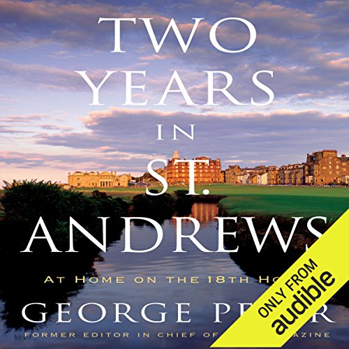 Two Years in St. Andrews audiobook cover art