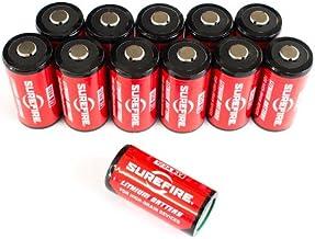 SURE FIRE SF123A 3.0V リチウムバッテリー 12本SET