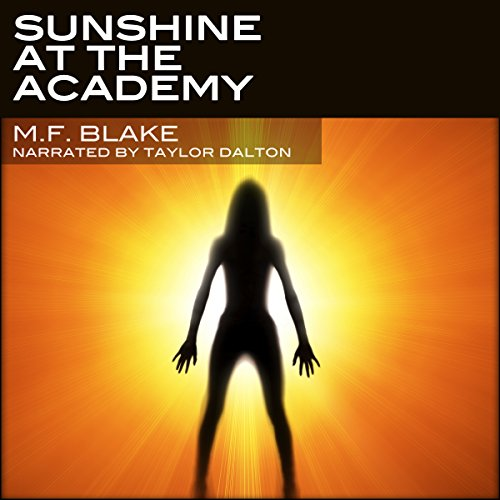 Sunshine at the Academy audiobook cover art