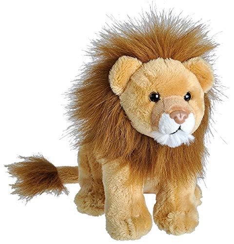 Wild Republic 23326 - Peluche de león (20 cm), diseño de Llamadas Salvajes con Sonido Original