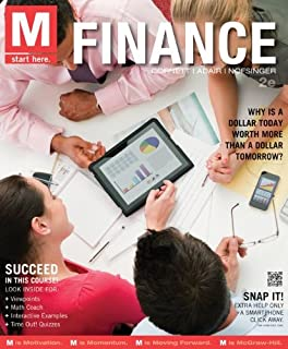 M: Finance with Connect Plus Access Code