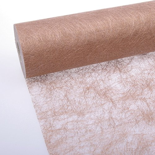 Sizoflor Tischband kupfer 20 cm Rolle 5 Meter - 60-200-5-040