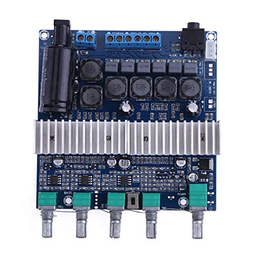 momok Tpa3116 Subwoofer Amplifier Board 2.1 Canales De Alta Potencia 4.2 Audio Amplifier Board Dc12V-24V 2X50W 100W
