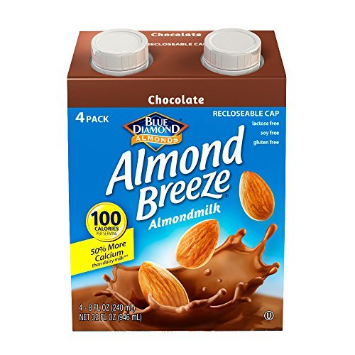 Almond Breeze Dairy Free Almondmilk, Chocolate, 8 Fl Oz