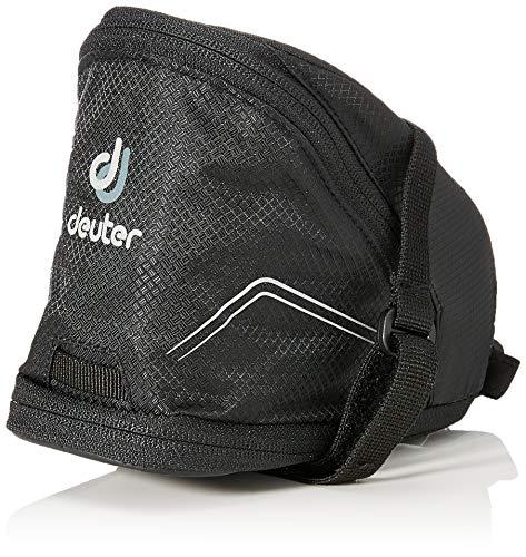 Deuter Bike Bag II Fahrradtasche, Black, 13 x 10 x 17 cm
