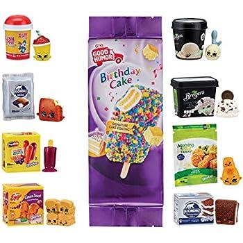 Shopkins HPY00000 Flair Real Littles ICY Trea | Shopkin.Toys - Image 1