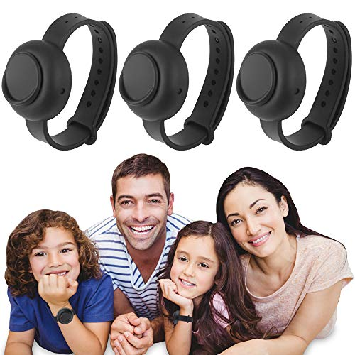Scopri offerta per Wristband Dispenser, Liquid Subpacking Wearable del Wristband del Silicone, erogatore di mani per braccialetti portatili Dispenser di liquidi da viaggio in silicone, per La Corsa Outdoor School
