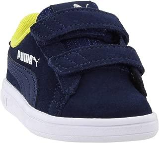 Boys Smash V2 Denim Infant Casual Shoes,