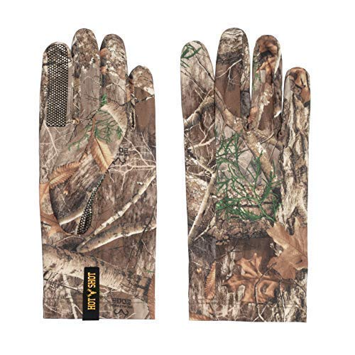 Hot Shot Men s Blacktail Stretch Touch Glove – Outdoor Lightweight Hunting Glove