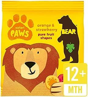 Bear Pure Fruit Paws Safari - 20g