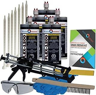 Best concrete floor crack repair products Reviews