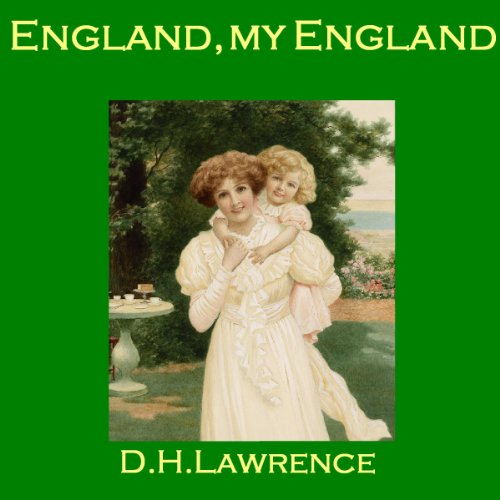 England, My England audiobook cover art