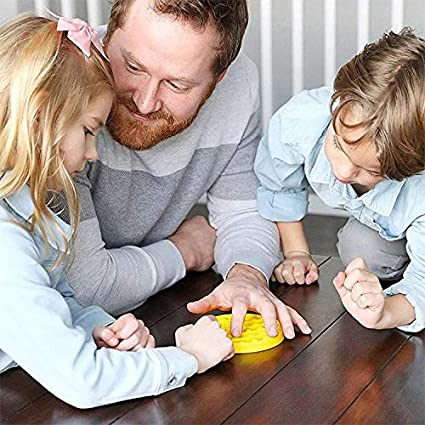 Anxiety relief toys for kids with Autism special needs Pop it fidget toy Stress reliever silicone squeeze toy to alleviate the bad mood of children and adults Push Pop bubble fidget sensory toys