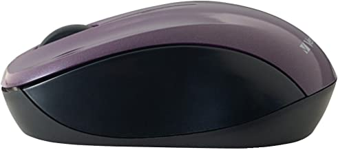 Verbatim Wireless Nano Notebook Optical Mouse - Purple