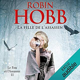 Page de couverture de La fille de l'assassin