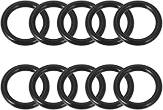 O-Rings Nitrile Rubber 11.6mm x 16mm x 2.2mm Round Seal Gasket 10 Pcs