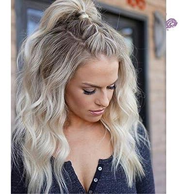 Vebonnie Synthetisch Blondes Haar