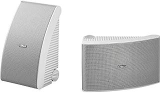 "NSAW592W YAMAHA 6.5"" 50W Waterproof Speaker Yamaha - White Outdoor NSAW592 White,"