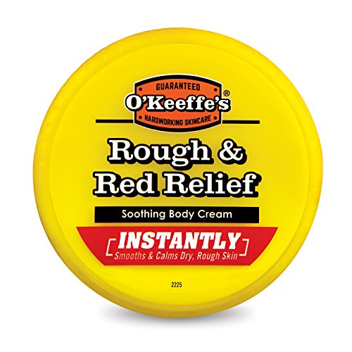 O'Keeffe's Rough & Red Relief Soothing Body Cream Now $4.50 (Was $12.49 )