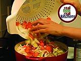 Real Food Real Kitchens - Trinidadian Oxtail Soup, Bake, Coo Coo, and Saltfish
