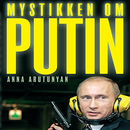 Mystikken om Putin audiobook cover art