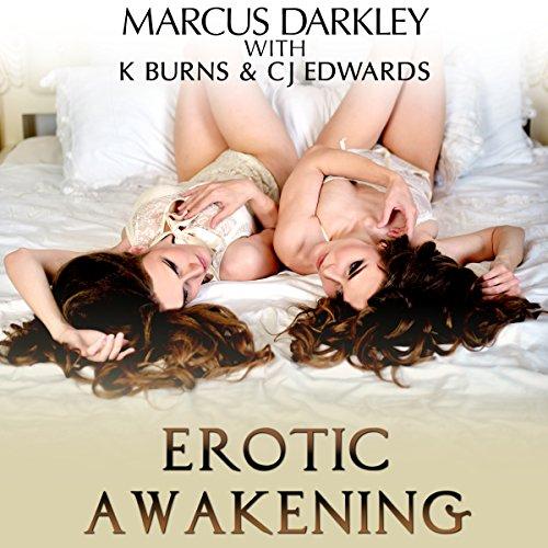 Erotic Awakening audiobook cover art