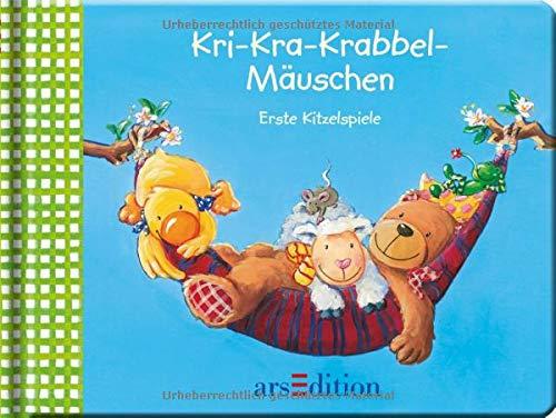 Kri-Kra-Krabbelmäuschen: Erste Kitzelspiele