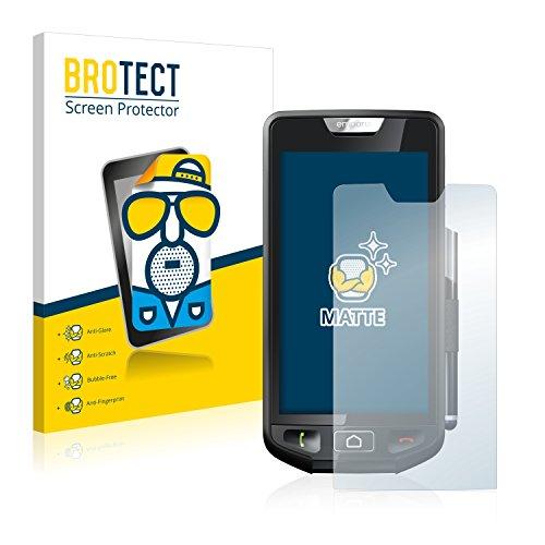 BROTECT 2X Entspiegelungs-Schutzfolie kompatibel mit Emporia emporiaSMART Bildschirmschutz-Folie Matt, Anti-Reflex, Anti-Fingerprint
