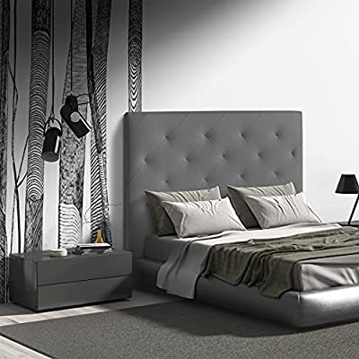 ✅ Cabecero de diseño (PREMIUM 120cm de alto y 9cm de grosor) en varios colores. Tapizado en Ecopiel tacto suave. Cabecero tapizado con piel sintética de calidad premium. ✅ Acabado en capitoné y acolchado. Ideal para todo tipo de dormitorios. Gracias ...