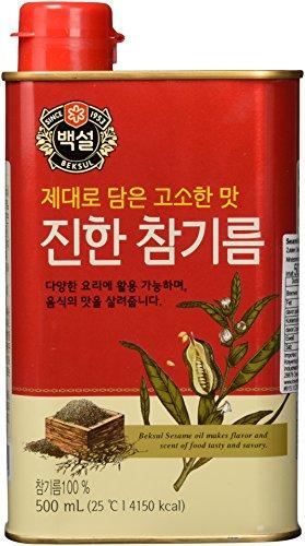 C J Sesamöl, 1er Pack (1 x 500 ml)