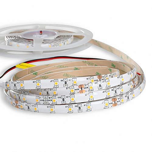 Mextronic LED Streifen LED Band LED Strip 3528 Neutralweiß (4000k) 24W 500CM 24V IP44