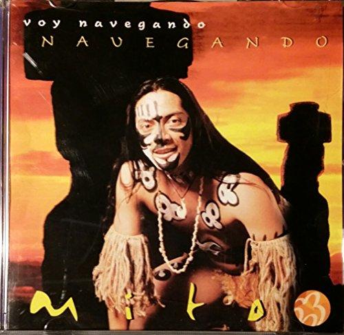Voy Navegando - Mito - Top Sammler Rarität. Rapa Nui, Kapi Tura Pini, Otea Aito, uvm.