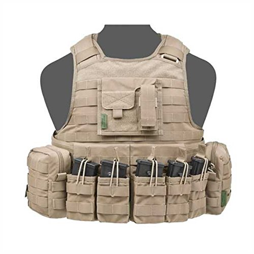 Warrior Raptor Plate Carrier G36 Coyote, L, Coyote