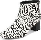 Clarks Women's, Sheer Flora 2 Boot Animal Print 9 M