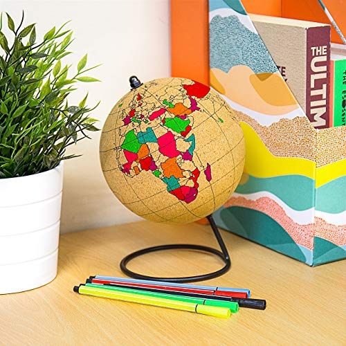 Gift Republic Colour in Cork Globe