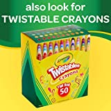 Crayola Twistables Colored Pencils, Kids Stocking Stuffers, 30 Count
