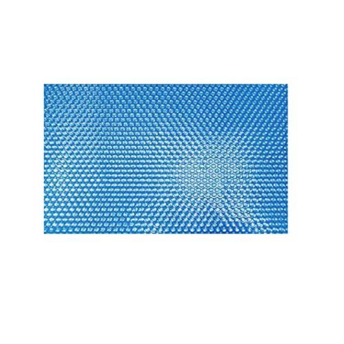 MVPACKEEY Cubierta de la piscina de la burbuja del PE protectora redonda del aislamiento térmico de la lona solar (ángulo 300 x 200cm)