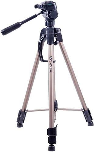 Tripé de Câmera Weifeng WT-3750 160cm Altura em Alumínio para Foto e Vídeo