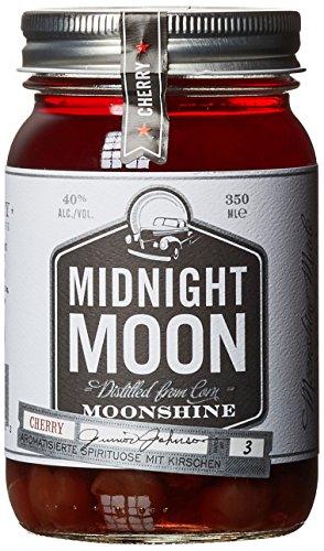 Midnight Moonshine Cherry Whisky (1 x 0.35 l)