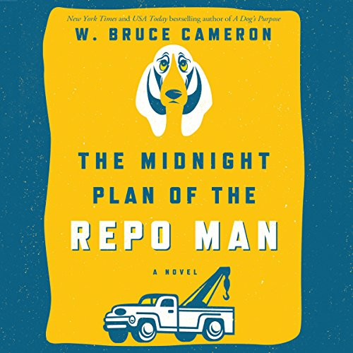 The Midnight Plan of the Repo Man audiobook cover art