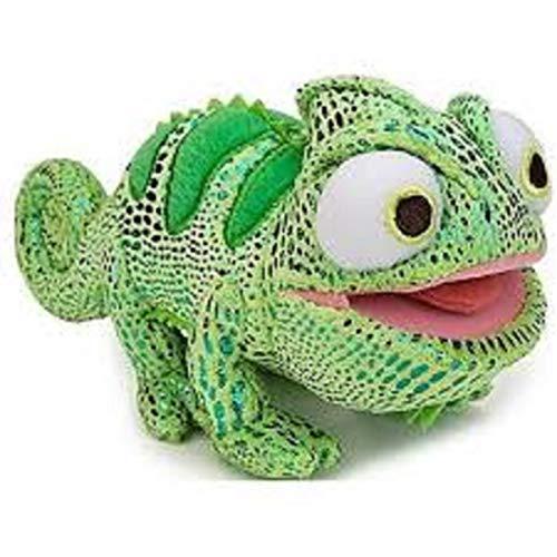 Disney Tangled Pascal the Chameleon Mini Bean Bag Plush - Green