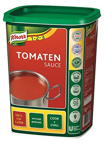Knorr Tomatensauce (ideale Basis) 1er Pack (1 x 1 kg)