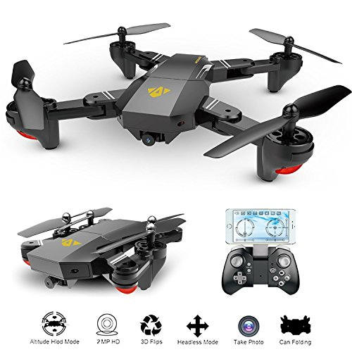 IZI Advance HD Camera Drone 2.0MP WiFi FPV...