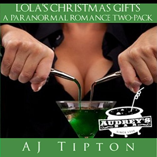 Lola's Christmas Gifts audiobook cover art