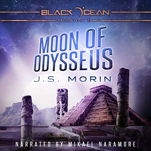 Moon of Odysseus audiobook cover art