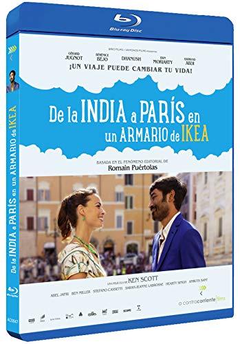 De La India A París En Un Armario De Ikea Blu-ray